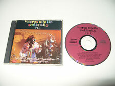 George Clinton And Family pt 1 cd 10 tracks 1992 Ex Condition