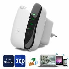 New 300Mbps Wireless N 802.11 Wifi Repeater Range Bridge Extender Router