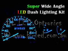 T10 Blue Wide Angle LED Dash Lighting Kit Fits Holden Commodore VR VP VL VN VS