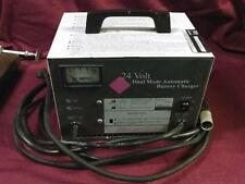 Lester Electrical 24 Volt Dual Mode Automatic Battery Charger Model #18350