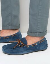 NEW Polo Ralph Lauren Wyndings Driving Moc Mens Size 9 D Moccasin Boat Leather