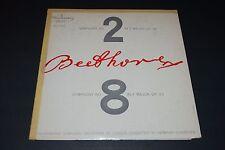 Beethoven Symphony No. 2 & Symphony No. 8~Hermann Scherchen~Westminster WL 5326
