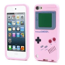 Coque souple rose aspect Game Boy pour iPod Touch 5