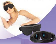 Sound Oasis Glo To Sleep Mask, Sleep Therapy Mask