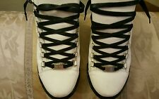 Balenciaga Arena Men's Sneakers Off White High Top Trainers