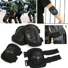 Military Army Knee Elbow Pads Tactical Airsoft Paintball Skate Work Equipment UK