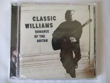 "JOHN WILLIAMS - ""CLASSIC WILLIAMS"" 'ROMANCE OF THE GUITAR' CD  - BRAND NEW"