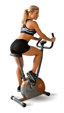 Marcy Upright Magnetic Exercise Bike Cycling Home Gym Workout Equipment | ME708