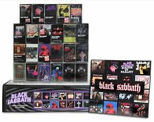 BLACK SABBATH 23 NEW/SEALED Cassette Complete Collection custom box set tape lot