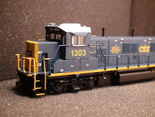 HO ATLAS #10 001 196 CSX NRE GENSET ROAD# 1303  BIGDISCOUNTTRAINS