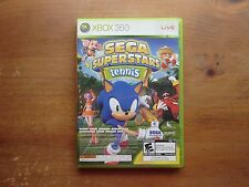 Sega Superstars Tennis & Xbox Live Arcade Compilation Disc (Xbox 360, 2008)