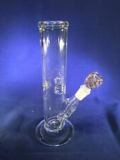"Made in the UAS 12"" glass On glass water pipe hookah water pipe bong"