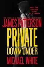 PRIVATE DOWN UNDER unabridged audio book on CD by JAMES PATTERSON