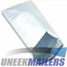 "25 5x10 Poly Bubble Mailer Envelope Shipping 5""x10"" Air Mailing Bags White"