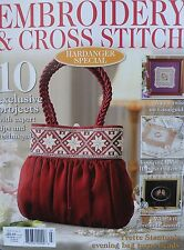 Embroidery & Cross Stitch Magazine - Vol 15 No 3 - Hardanger Special