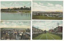 Lot of 10! Views of HARRISBURG PA Vintage Dauphin County Pennsylvania Postcards