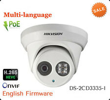 Hikvision DS-2CD3335-I Replace DS-2CD3332-I Full HD 1080P POE IR IP CCTV Camera