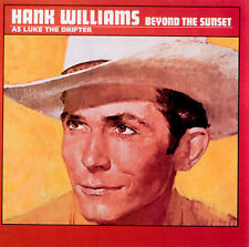 Beyond the Sunset by Hank Williams (1994, Mercury Nashville) CD & SLEEVE ONLY