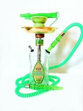 Hornitos® Hookah Shisha Chicha Narghile 750ml Tequila Glass Bottle Hand Made