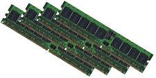 4x 4gb 16gb ddr2 RAM para lenovo thinkserver rs110 800 MHz de memoria ECC pc2-6400e