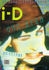 i-D #31 11/1985 Spectator Issue BLAIR BOOTH Norma Kamali HARRY CARPENTER @Exclt@
