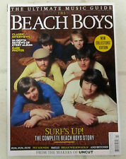 UNCUT 122 Page BEACH BOYS Ultimate Music Guide RARE PHOTOS Complete Story SMILE