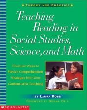 Teaching Reading In Social Studies, Science and Math (Theory and Practice) Robb