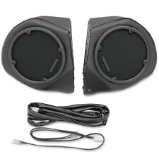 "Hogtunes Rear Speaker Pod ""Shells Only"" for 1996-2013 Harley-Davidson Tour Packs"