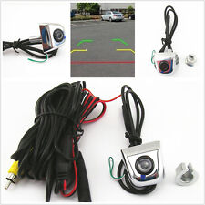 Autos License Screw Car Rear View Backup Reverse Parking 170° Wide Angle Camera