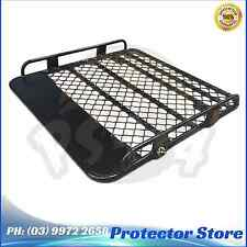 Steel Tradesman Roof Rack for Toyota Hilux 1998-2004 Dual Cab