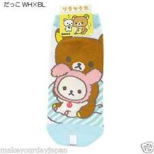 2015 New San-X Rirakkuma woman's socks size 22-24 authentic from Japan