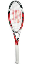 WILSON STEAM 96 TENNIS RACKET free tracked postage
