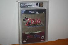 The Legend of Zelda: Wind Waker + Ocarina of Time (Gamecube) NEW SEALED VGA 90!