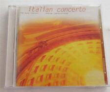 Italian Concerto  The Harp Consort  Andrew Lawrence-King  Like New CD Made In EU