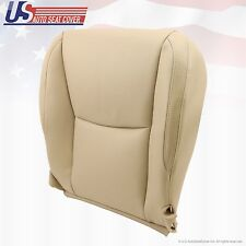 2003 To 2009 Lexus GX 470 Upholstery Replacement Driver Bottom Seat Cover Tan