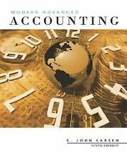 Modern Advanced Accounting w PowerWeb: Enron