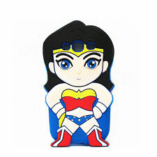 Cover CUSTODIA per SAMSUNG GALAXY S3 Silicone 3D SUPEREROI WONDER WOMAN