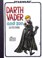 Star Wars Darth Vader and Son 30 Postcards Chronicle 123073