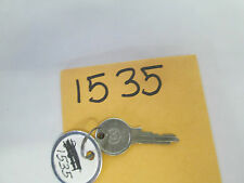 SUZUKI,T500,TS250,TS400,TS90,T125,K10,AS50 Nos oem Pre cut  Key # 1535