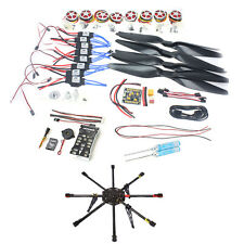 DIY 8-Axle RC Drone 1000mm Carbon Octocopter PX4 PIX M8N GPS PNF F04765-B