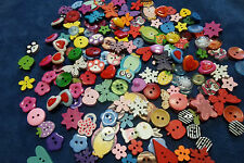 LOTTO  STOCK 130  BOTTONI  colori e materiali  MISTI   BUTTONS X CUCITO CREATIVO