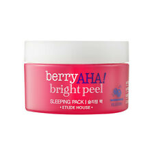 Etude House Berry AHA Bright Peel Sleeping Pack 100ml