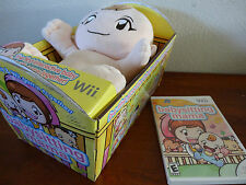 Wii Babysitting Mama Game and Doll remote