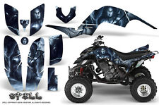 YAMAHA RAPTOR 660 GRAPHICS KIT CREATORX DECALS STICKERS SPELL
