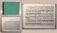 Boieldieu Johann von Paris Oper um 1815 Plattennr 1050 vollst Klavierauszug xz