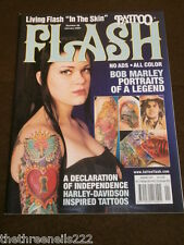 TATTOO FLASH # 80 - BOB MARLEY PORTRAITS - JAN 2007
