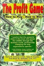 Profit Game: How to Play - How to Win (Capital Ideas for Business & Personal Dev