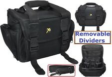 Must Have! Durable Camera Carrying Case For Canon Vixia HF G10 S30 M301 G20