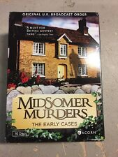 Midsomer Murders - The Early Cases (DVD, 2014, 19-Disc Set)