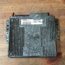 Renault Laguna Engine ECU 7700106182 7700868314 S103722102